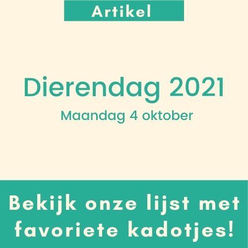 Dierendag 2021
